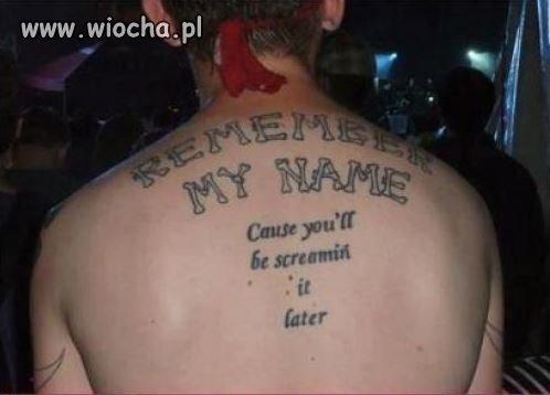 Ciekawe jak ma na imię