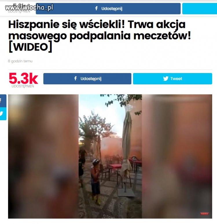 Media oczywiśćie milczą !!