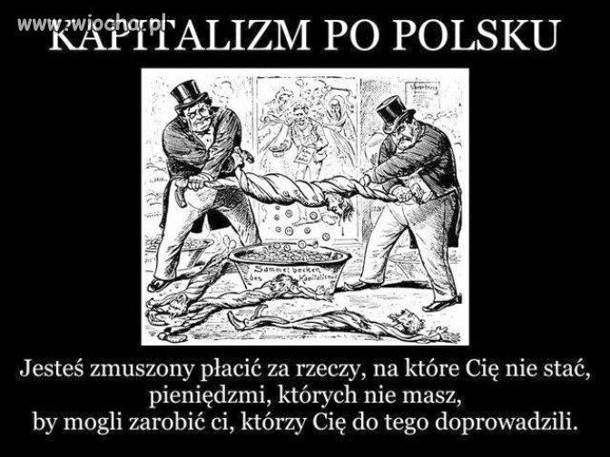 Kapitalizm w wykonaniu rządu...