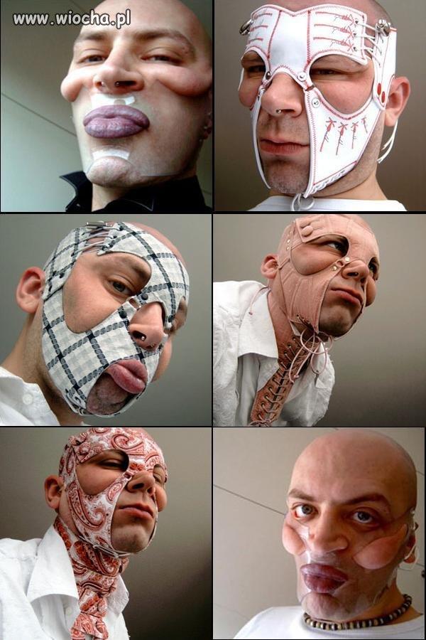 Ochroń twarz