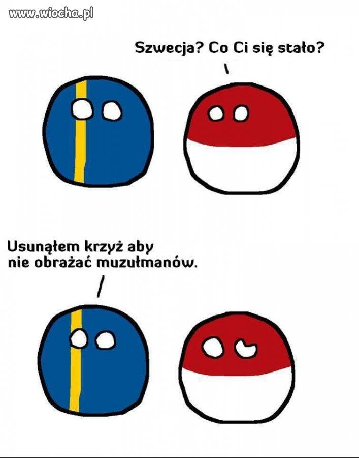 Tolerancyjna Szwecja.
