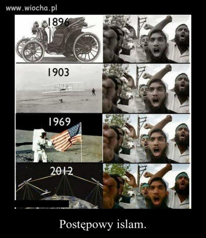 Post�powy Islam