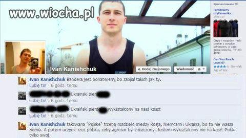 Ukraińska wdzięczność.