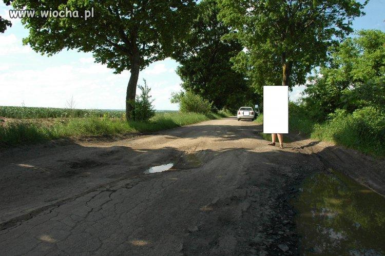 Droga na Warmii i Mazurach C.D
