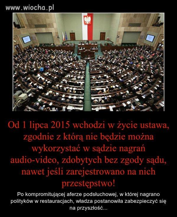 Nowa ustawa