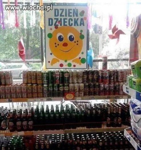 Podaruj dzieciom piwo