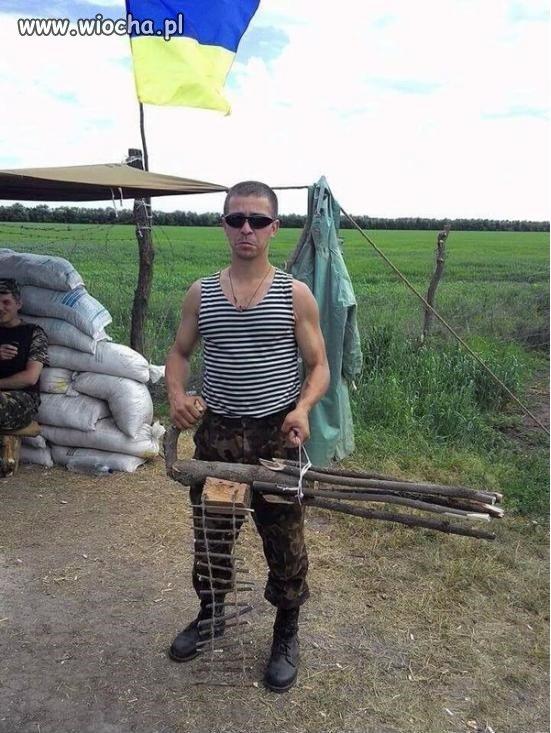 Ukraińska armia wciąż stawia czynny opór