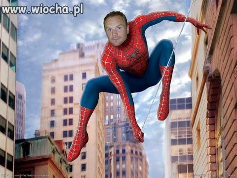 Spiderman bez maski