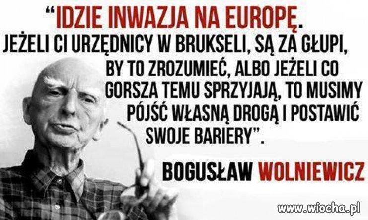 Inwazja na Europ�