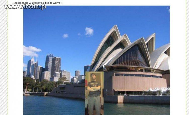 Roman w Sydney
