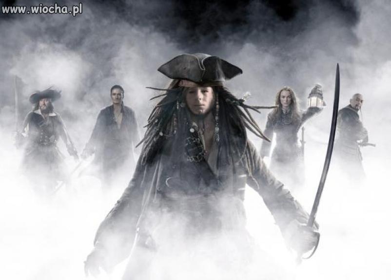 Nowa wersja Piratów z Karaibów