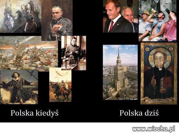 Polska kiedyś