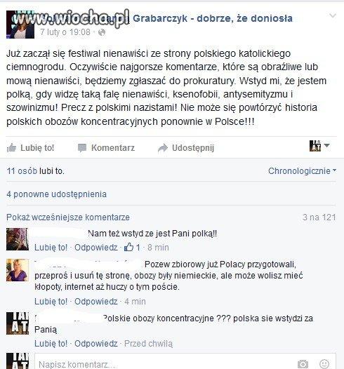Polskie obozy koncentracyjne ???