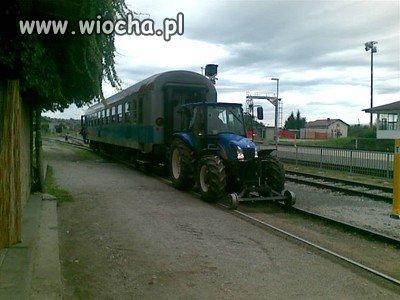 Pociąg przyszłosci
