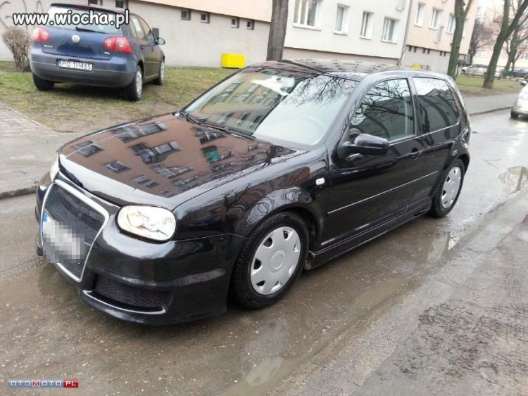 Audi golf s4