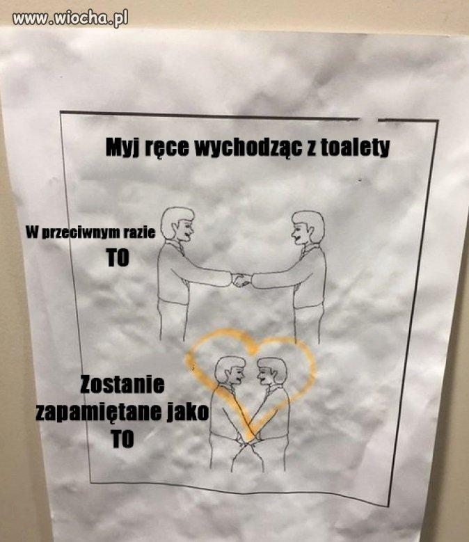 Jak zachęcić do mycia rąk