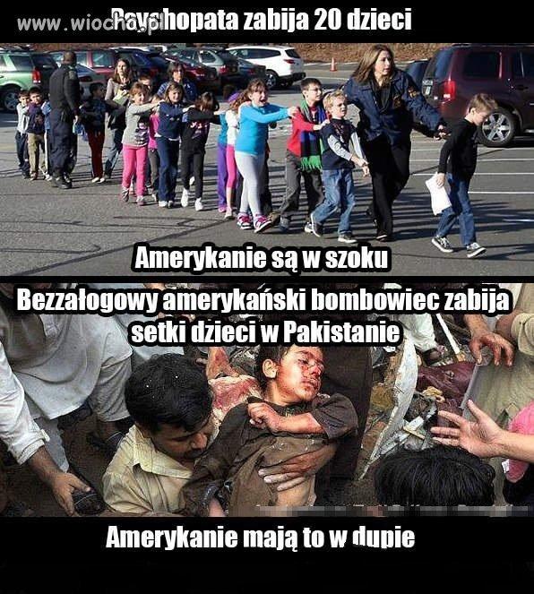 Szkoda dzieci gdziekolwiek by nie mieszkały