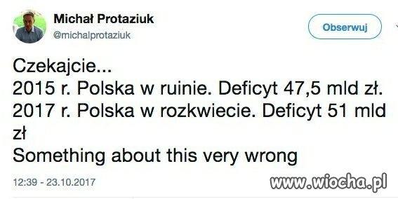 Kiedy jesteś lewackim -komunistą pisowskim