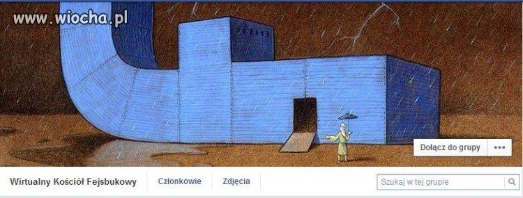 Wirtualny Kościół Fejsbukowy; Wirtualny Bóg
