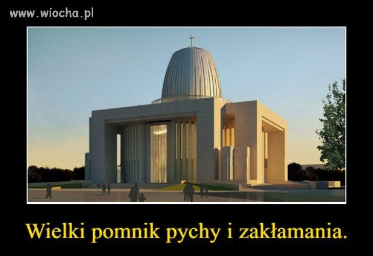 Oto świątynia próżności