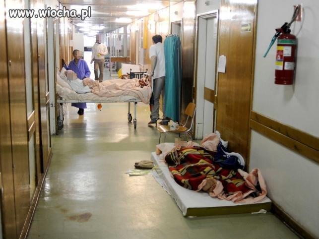 Chory kraj...chora służba zdrowia