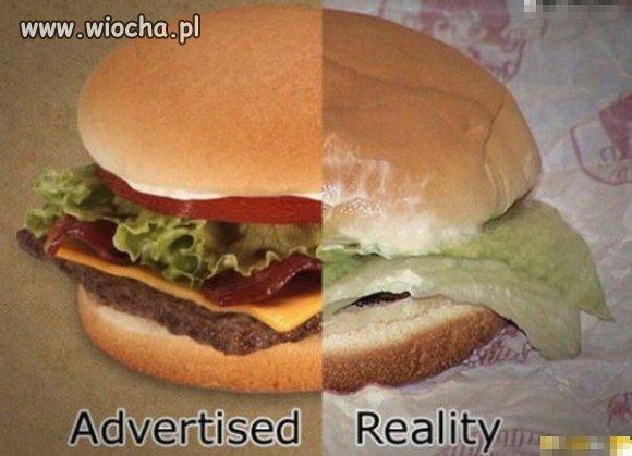Mc Donald - burger