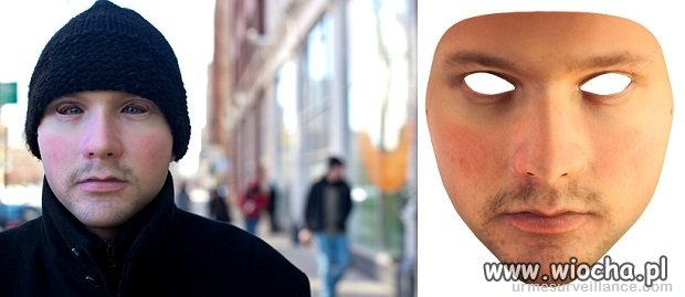 Maska 3D