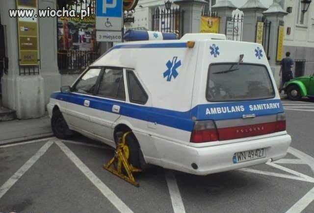 Głupota Straży Miejskiej