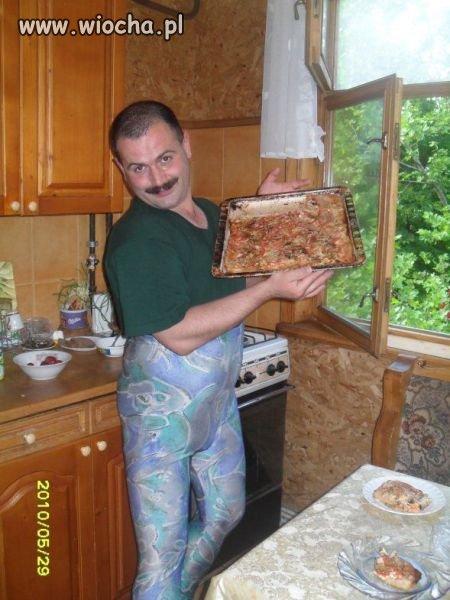 Mistrz kuchni...