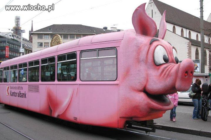 Takie tramwaje powinni puścić w całej Europie