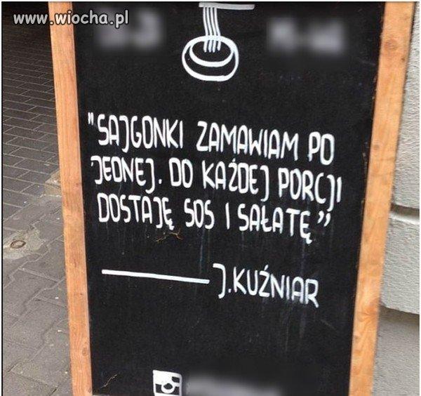 Wypowiedzi Kuźniara