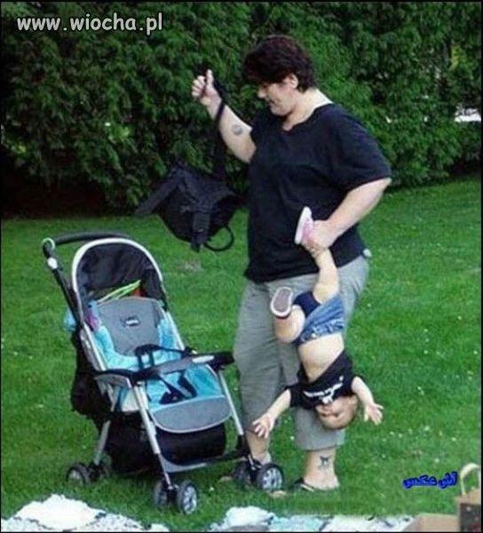 Współczucie dla dziecka...