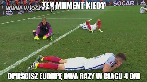 Ten Moment Kiedy Polacy zachodzą dalej niż Anglicy