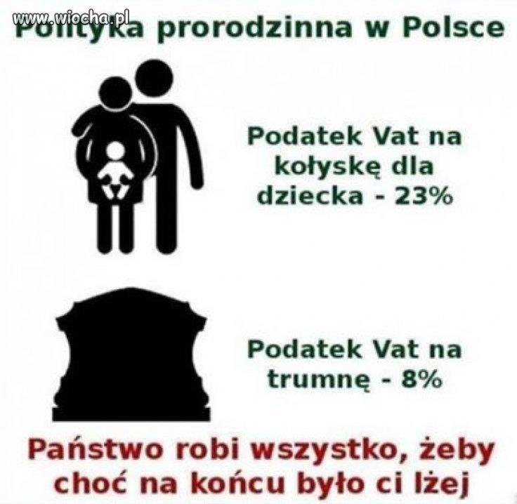 Polityka prorodzinna w Polsce