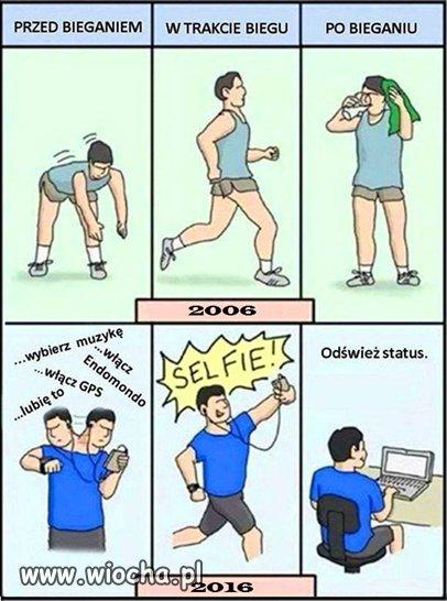 Nowoczesne bieganie
