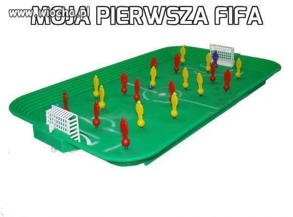 Moja pierwsza Fifa