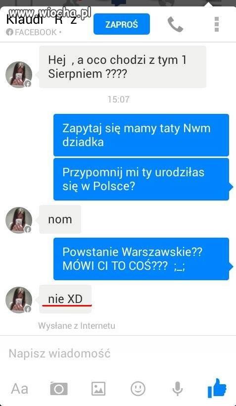 To co dzieje się w Polsce jest po prostu smutne