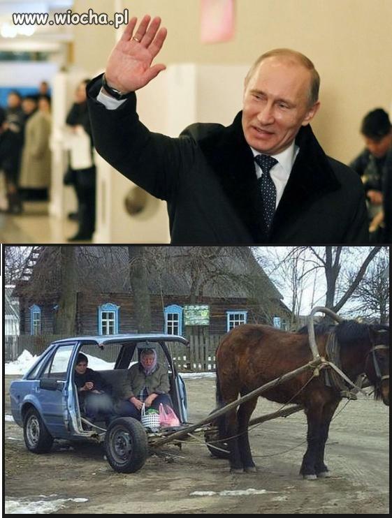 Rosja wraca do korzeni
