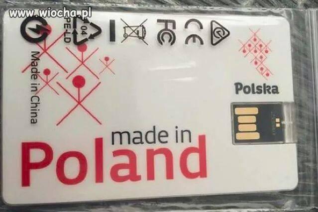 Produkt miał promować Ministerstwo Gospodarki...
