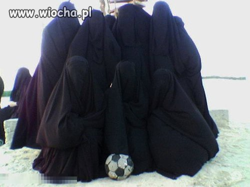 Damska drużyna piłkarska
