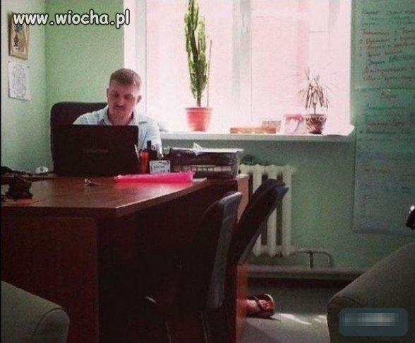 Zagadka- Znajdź sekretarkę!
