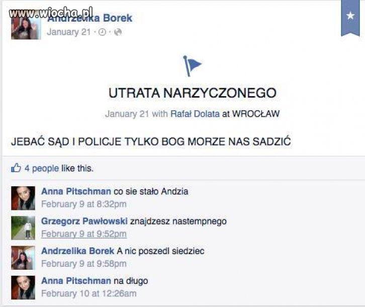"""Utrata """"NARZYCZONEGO"""""""