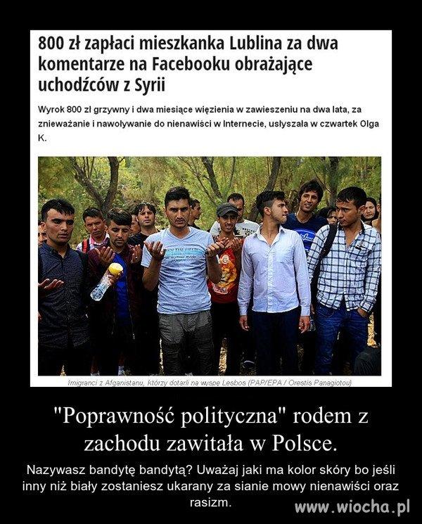 Oto Polska sprawiedliwa .