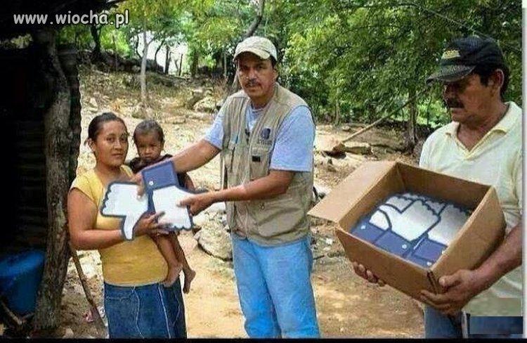 """""""Pomoc humanitarna"""" - zdaniem niektórych..."""