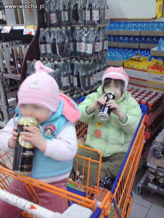 Takie tam na zakupach z dziećmi