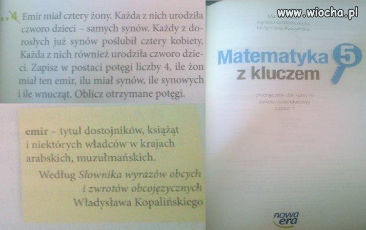 Podręcznik dla klasy 5 ...