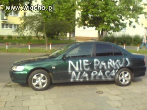 Nie Parkuj...