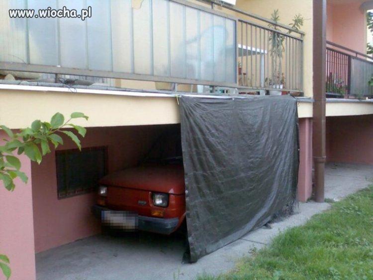 Parking dla maluszka