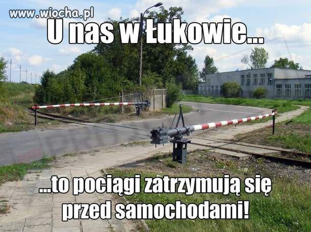U nas w Łukowie...