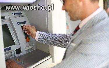 Bankomaty nie będą za darmo wypłacać kasy